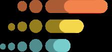 fan logo symbol color-2